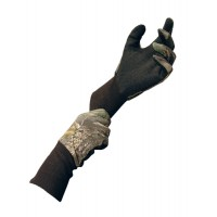 Primos Gloves 6392 Mossy Oak New Break-Up One Size Fits Most Cotton