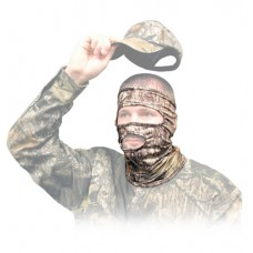 Primos PS6737 Mask Stretch Fit Face Mask 3/4 One Size Fits All Realtree APG