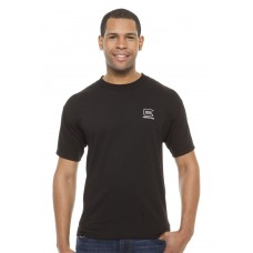 Glock AA11001 Short Sleeve Perfection T-Shirt Large Cotton Black