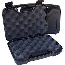 "MTM 80540 Case-Gard Single Gun Case up to 4"" Barrel Polypropylene Textured"