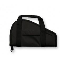 """Bulldog BD601 Pistol Rug Med 15x6"""" w/Pocket Water-Resistant Nylon Textured Blk"""