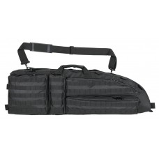 "Allen 1076 Pro Series Tactical Gun Case 46"" 900 Denier Black"
