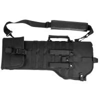 "NcStar CVRSCB2919B Tactical Rifle Scabbard 28.5x9.5"" 600x300D PVC Black"