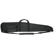 "Max Ops 28109 Tactical Shotgun Case 41""x8"" w/Shotshell Holder 600D Poly Blk"