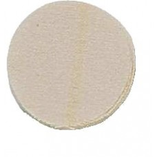"""CVA AC1455C Cleaning Patches 2-inch Cleaning Patches 2"""""""
