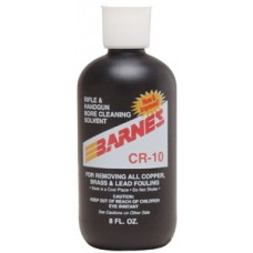 Barnes Bullets 30755 CR-10 Bore Cleaner Bore Cleaner 8 oz