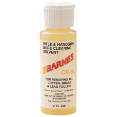 Barnes Bullets 30756 CR-10 Bore Cleaner Bore Cleaner 2 oz