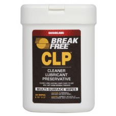 "Break-Free BFIWW24 CLP Weapon Wipes Gun  6"" x 3"""