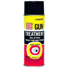 G96 1055 Gun Treatment Spray Lubricant 4.5 oz