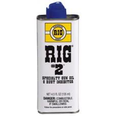 Birchwood Casey 40028 Rig #2 Gun Oil Gun Cleaner/Lube 4.5 oz