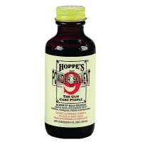 Hoppes 902 No.9 Nitro Powder Solvent 2 oz Bottle 10pk
