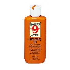 Hoppes 1003 Lubricating Oil High Viscosity Lubricant Squeeze Bottle 2.25 oz 10pk
