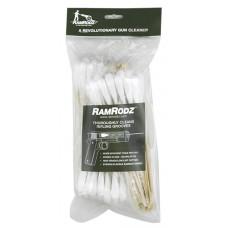 "RamRodz 38200 Barrel Cleaner 38/9mm Cotton Swab 8"" 200 Pack"