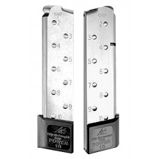 Chip McCormick Custom 15150 1911 45 ACP 10 rd Stainless Steel Finish