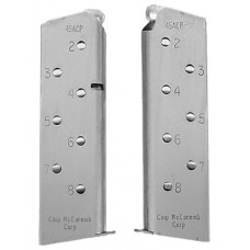 Chip McCormick Custom 14110 1911 45 ACP 8 rd Stainless Steel Finish