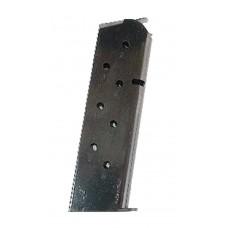 MEC-GAR CG4508BPF 1911 45 Automatic Colt Pistol (ACP) Remove Floorplate 8 rd Blu