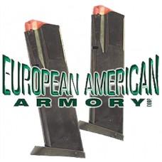 EAA 101924 EA9LMP10 Witness 9mm 10 rd Black Finish