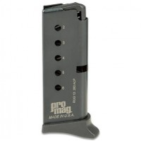 ProMag RUG13 Ruger LCP 380 Automatic Colt Pistol (ACP) 6 rd Blued Finish