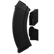 Plinker Tactical PTAK4701 AK-47 7.62X39 30 rd Poly Black