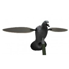 Mojo HW2410 Pigeon Decoy 4AA Motion Grey