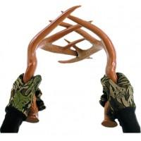 Primos 710 Fightin Horns Plastic Horns