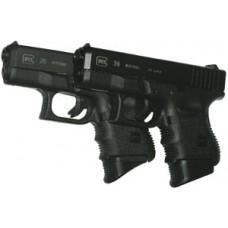 Pearce Grip PG26XL Glock Grip Extension Glock 26/27/33/39 Black Polymer