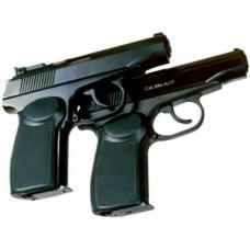 Pearce Grip MAK-8 Replacement Grip Makarov (8 Shot) Black Rubber