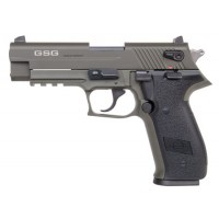 GSG German Sports Guns GERG2210FFG GSG Firefly Single/Double 22 Long Rifle 4