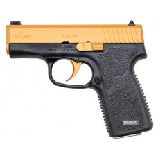 Kahr Arms CT3833CG CT380 Gold Cerakote DAO 380 ACP 3