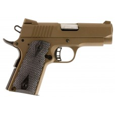 "Citadel C9MMFS148H00 M-1911 Government Full Size SAO 9mm 5"" 9+1 Hogue Grip Burnt Bronze Cerakote"