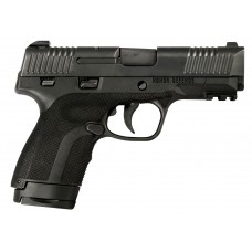"Honor Defense HG9SCLS Honor Guard Sub-Compact Long Slide Double 9mm +P 3.8"" 7+1/8+1 Ambi Safety Black Polymer Grip Black"
