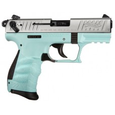 Walther Arms 5120362 P22 *CA Compliant* Single/Double 22 LR 3.4