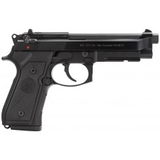 "Beretta JS92M9A1 92FS M9A1 9mm LTD 10+1 4.9"" Black Synthetic Grip Black"