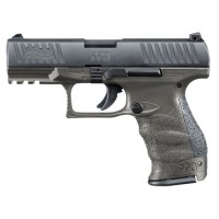 Walther Arms 2823462 PPQ M2 Single/Double 9mm 4