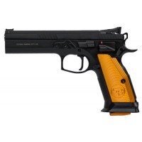 CZ 01261 CZ 75 Tactical Sport Single 9mm 5.4