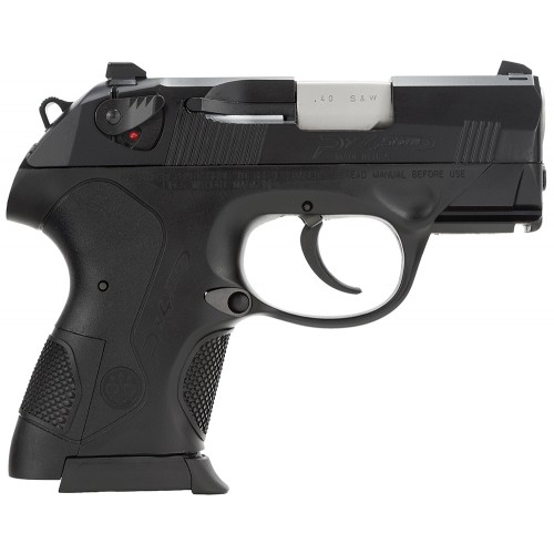 "Beretta Px4 Storm 40 S W Compact Semiautomatic Pistol: Beretta JXS4F20 PX4 Storm 40S&W Sub-Compact 10+1 3"" Poly"