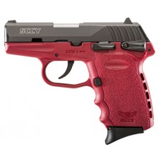 SCCY Industries CPX1CBCR CPX-1 Double 9mm 3.1