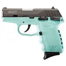 SCCY Industries CPX1CBSB CPX-1 Double 9mm 3.1