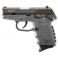 SCCY Industries CPX1CBSG CPX-1 Double 9mm 3.1