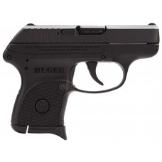 "Ruger 3701 LCP Standard 380 ACP 2.75"" 6+1 Blk Grip/Frame Blued w/Case"