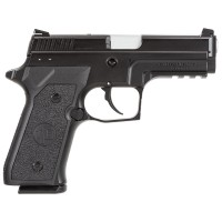 "Chiappa Firearms 440033 M27E Tactical DAO 9mm 3.9"" 15+1 AS Poly Grip Black"
