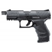 Walther 5100304 PPQ M2 .22 Tactical 22 LR 4.6