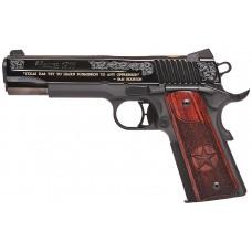 Sig 191145TXG 1911 Texas Engraved Gold SAO 45 ACP 5