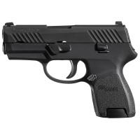Sig 320SC9B P320 Subcompact DAO 9mm 3.6
