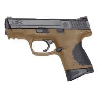 S&W 10191 M&P 9c DAO 9mm 3.5