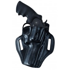 Galco CM652B Combat Master Belt Holster Full Size/Compact S&W M&P Shield Saddle Leather Blk
