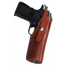 "El Paso Saddlery TTGP4RR 1920 Tom Threepersons Ruger GP100  4"" Barrel Leather Russet"