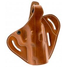 "El Paso Saddlery DDR889RR Dual Duty Ruger P85/89 4.5"" Barrel Leather Russet"