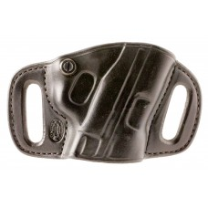 El Paso Saddlery HSXDSRB High Slide Springfield Full Size/Compact XD-S Leather Black