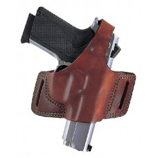 "Bianchi 12961 5 Black Widow  2-3"" BBL; Charter Arms Undercover; Colt Detective Leather Tan"
